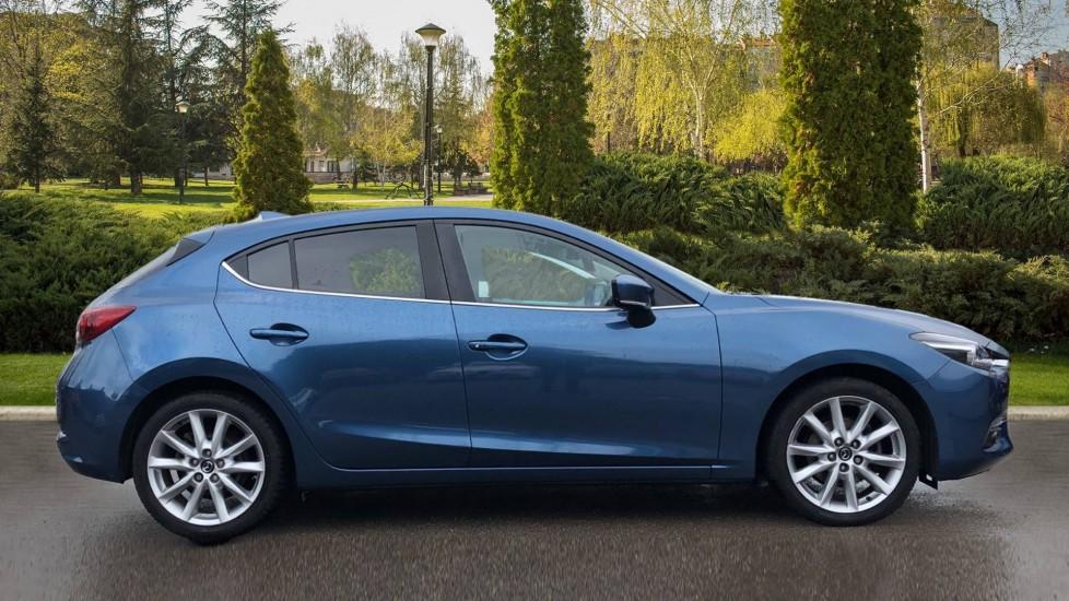 Mazda 3 2.0 Sport Nav 5dr image 5