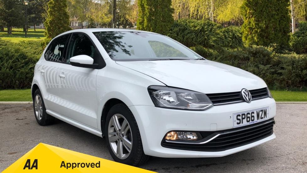 Volkswagen Polo 1.2 TSI Match 5dr Hatchback (2016) image