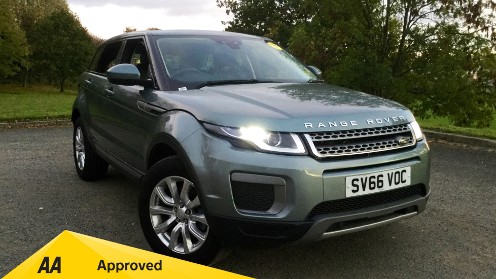 Land Rover Range Rover Evoque 2.0 TD4 SE 5dr with Extra Worth over £1300 Diesel Automatic Hatchback (2016) image