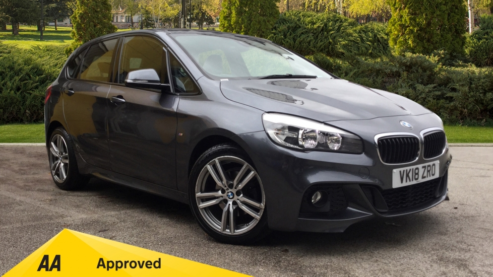 BMW 2 Series 218i M Sport 5dr Step Auto 1.5 Automatic Hatchback (2018) image