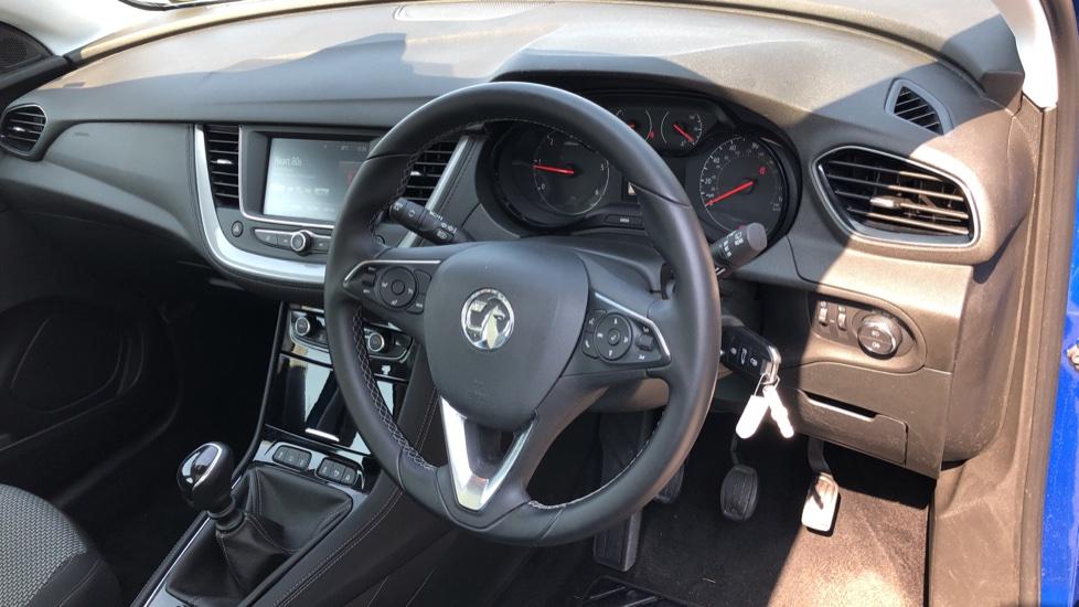 Vauxhall Grandland X 1.5 Turbo D SE 5dr image 12