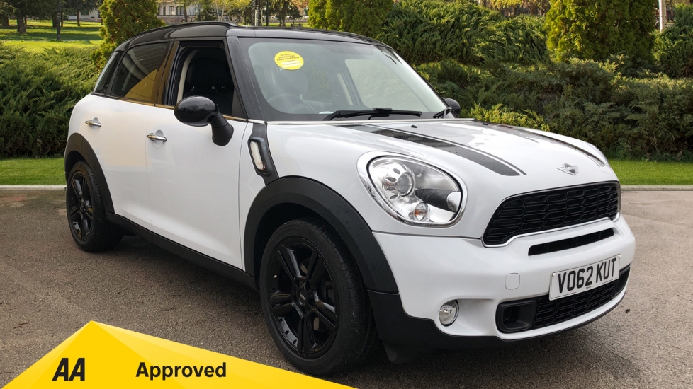 Mini Countryman 1.6 Cooper S 5dr Hatchback (2012)