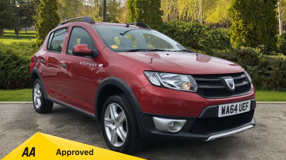 Dacia Sandero Stepway 0.9 TCe Ambiance 5dr Hatchback (2014)