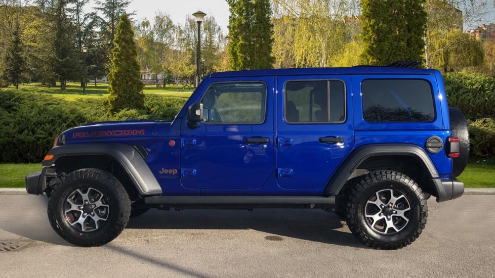 Jeep Wrangler 2.0 GME Rubicon 4dr Auto8 Automatic 4x4 image