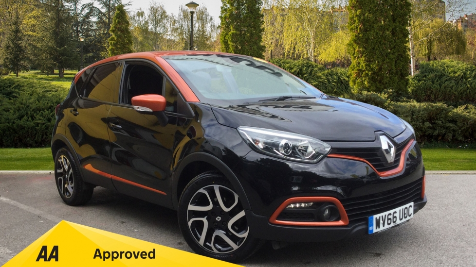 Used - Renault Captur Cars for Sale | Motorparks