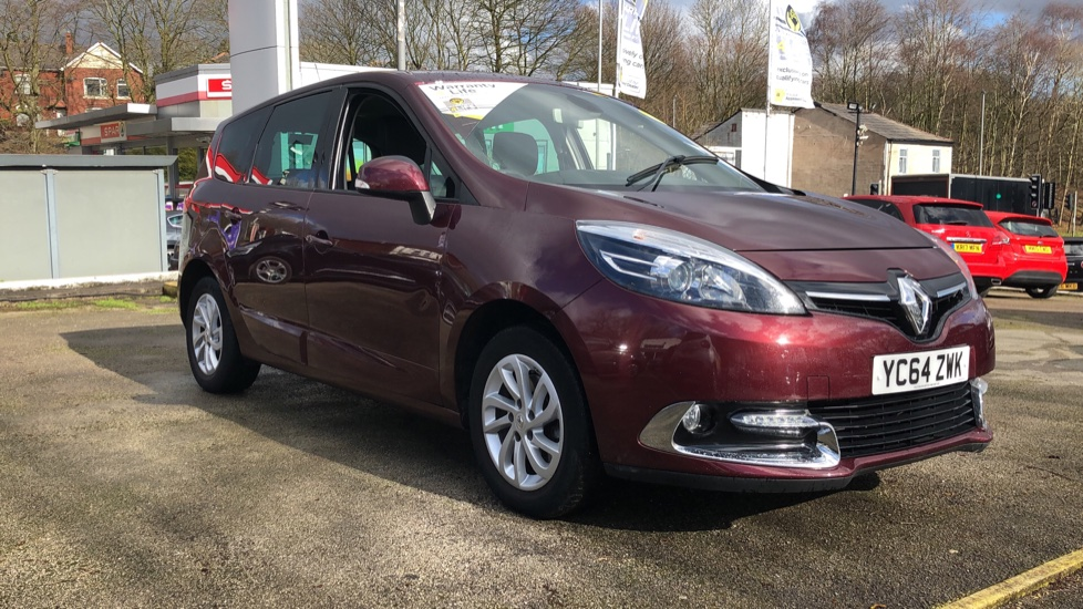 Renault Grand Scenic 1.5 dCi Dynamique TomTom Energy 5dr [Start Stop] Diesel Estate (2014) image
