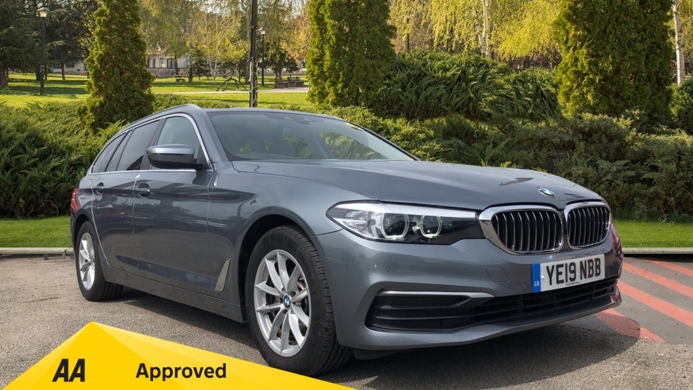 BMW 5 Series 520d SE 5dr 2.0 Diesel Automatic Estate (2019)