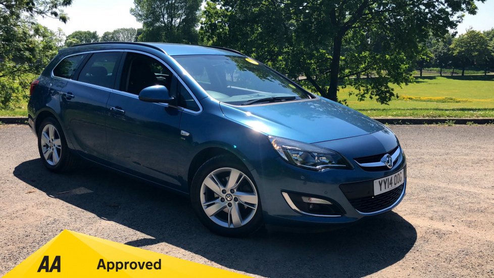 Vauxhall Astra 2.0 CDTi SRi [120] 5dr Diesel Estate (2014) image