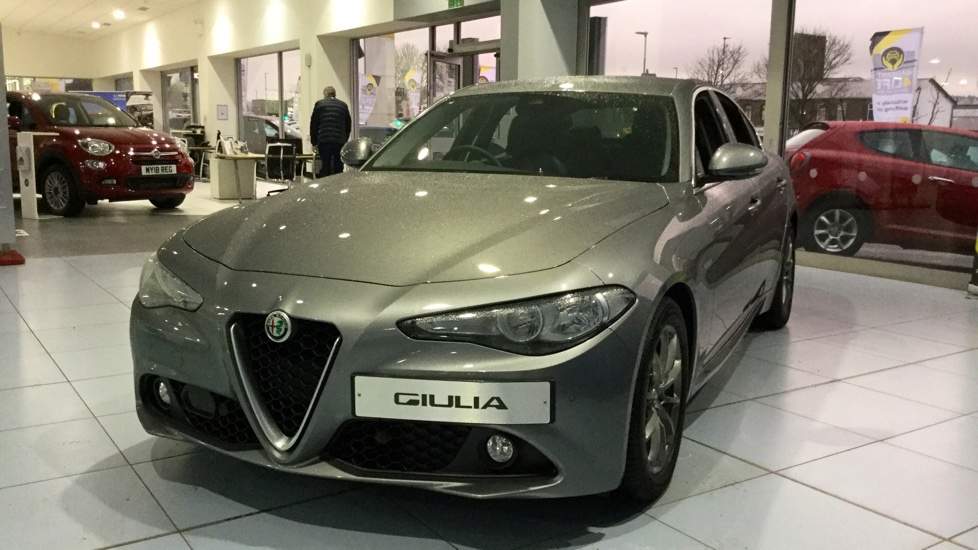 Alfa Romeo Giulia 2.2 JTDM-2 Tecnica with Low Mileage and Excellent Saving image 9