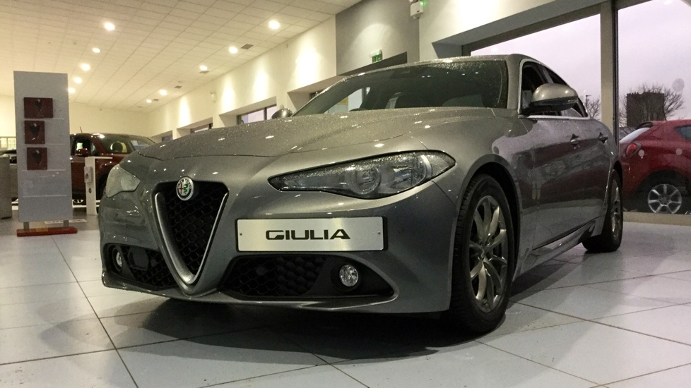 Alfa Romeo Giulia 2.2 JTDM-2 Tecnica with Low Mileage and Excellent Saving image 25