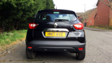 RENAULT CAPTUR DYNAMIQUE NAV TCE HATCHBACK, PETROL, in BLACK, 2017 - image 4