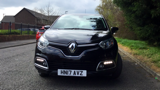 RENAULT CAPTUR DYNAMIQUE NAV TCE HATCHBACK, PETROL, in BLACK, 2017 - image 9