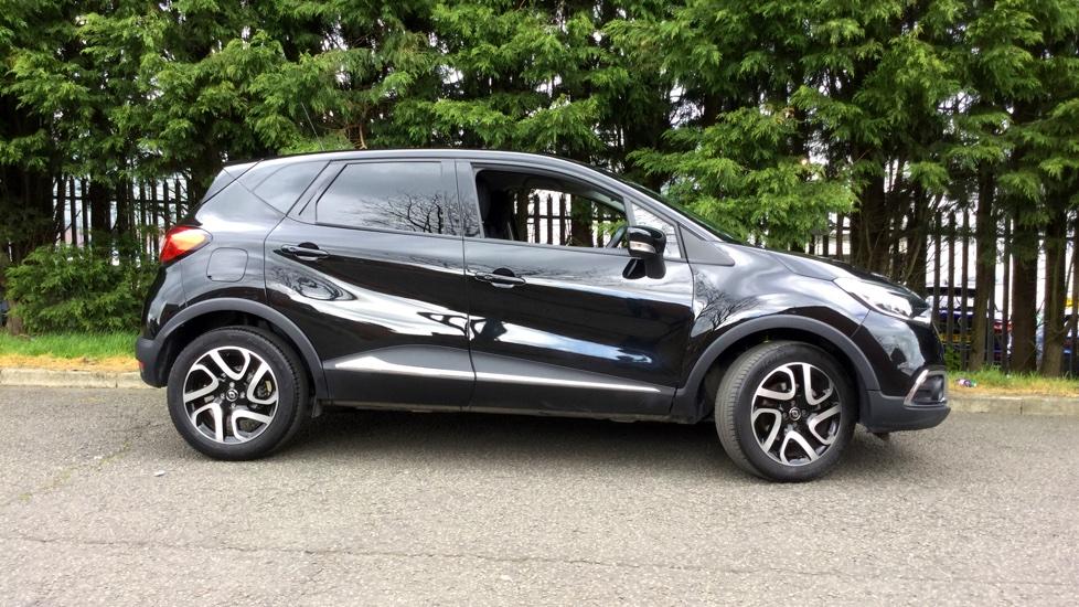 Renault Captur 1.2 TCE Dynamique S Nav 5dr image 11