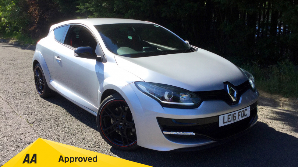 Renault Megane 2.0 T 16V Renaultsport Nav 275 3dr with Low Mileage Coupe (2016) image