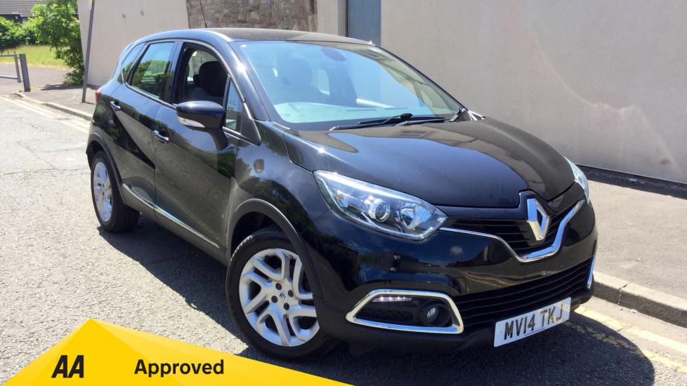 Renault Captur 0.9 TCE 90 Dynamique MediaNav Energy 5dr Hatchback (2014) image