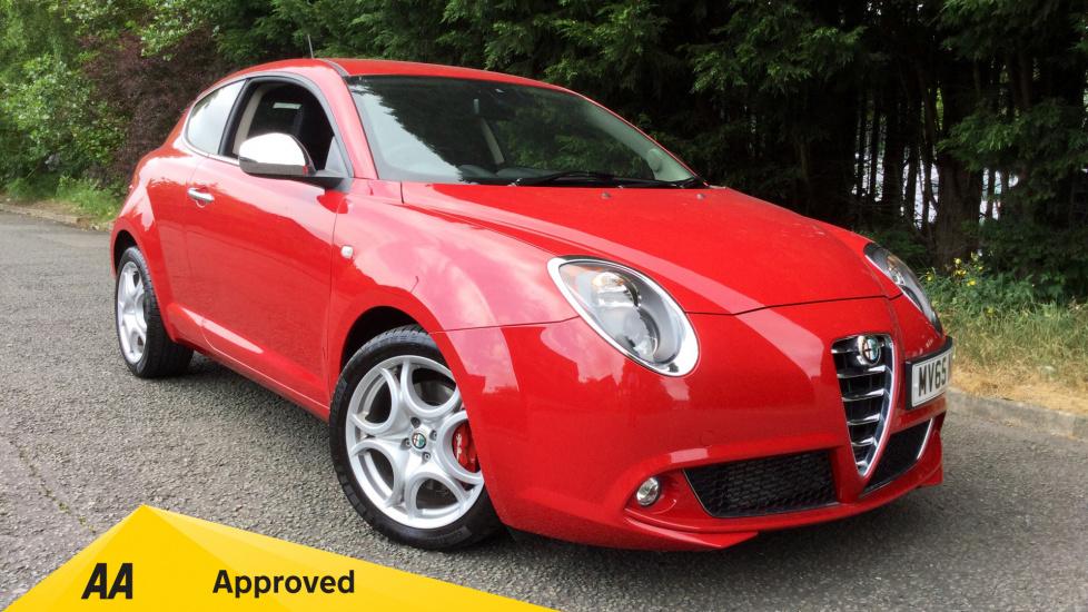 Alfa Romeo MiTo 1.4 TB MultiAir 140 Distinctive 3dr TCT Automatic Hatchback (2015) image