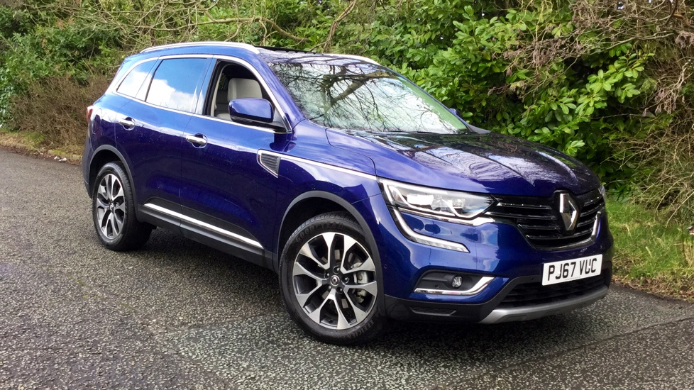 Renault Koleos 2.0 dCi Signature Nav 5dr X-Tronic with Huge Saving From New List Diesel Automatic Estate (2018) at Preston Motor Park Fiat and Volvo thumbnail image