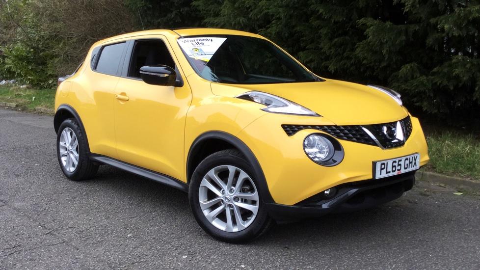 used nissan juke yellow cars for sale motorparks. Black Bedroom Furniture Sets. Home Design Ideas