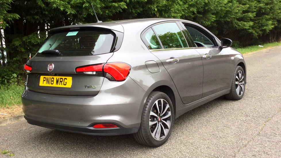 Fiat Tipo 1 6 Multijet Lounge 5dr With Satellite