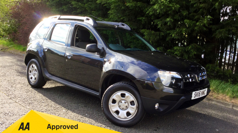 Dacia Duster 1.5 dCi 110 Ambiance 5dr Diesel Estate (2016) image