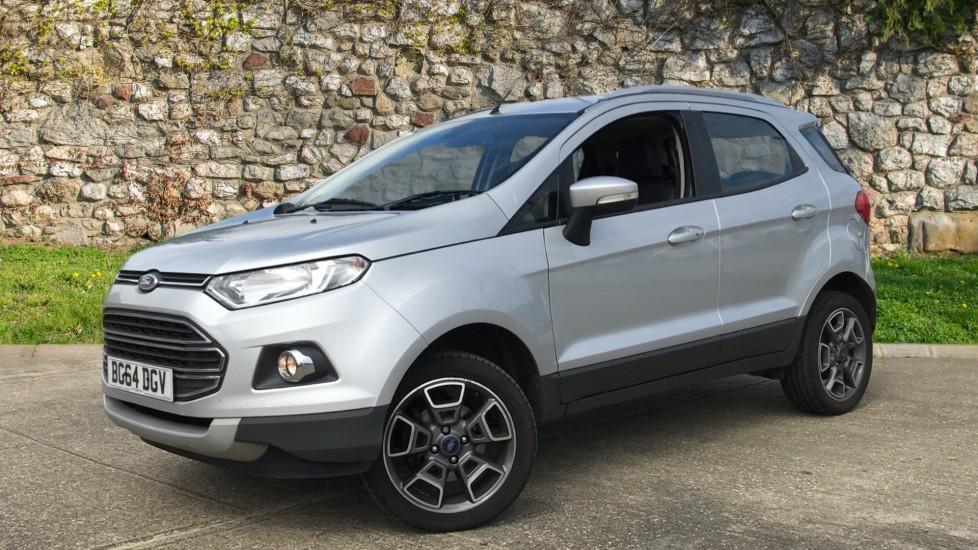 Ford EcoSport 1.5 TDCi Titanium [X Pack] image 3