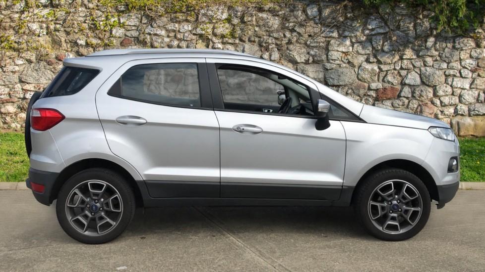 Ford EcoSport 1.5 TDCi Titanium [X Pack] image 4