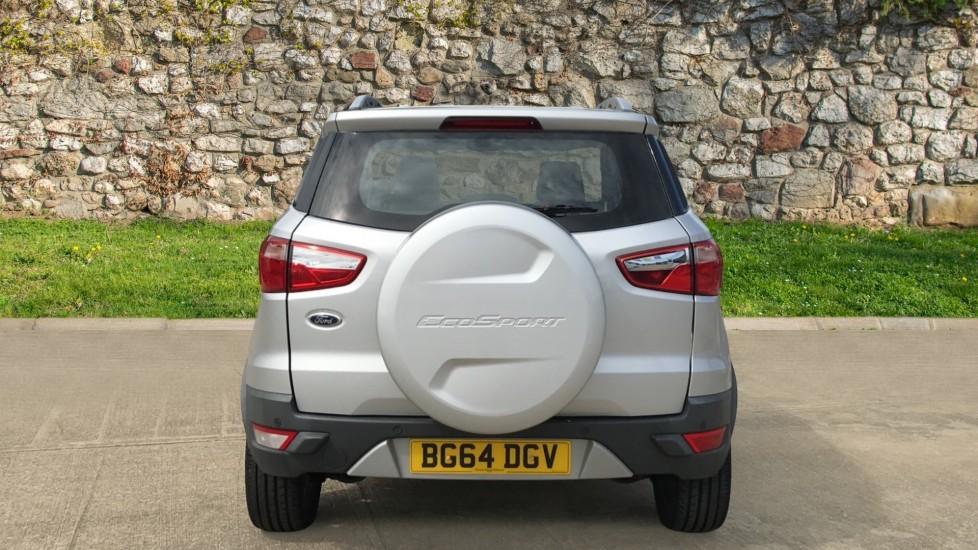 Ford EcoSport 1.5 TDCi Titanium [X Pack] image 6