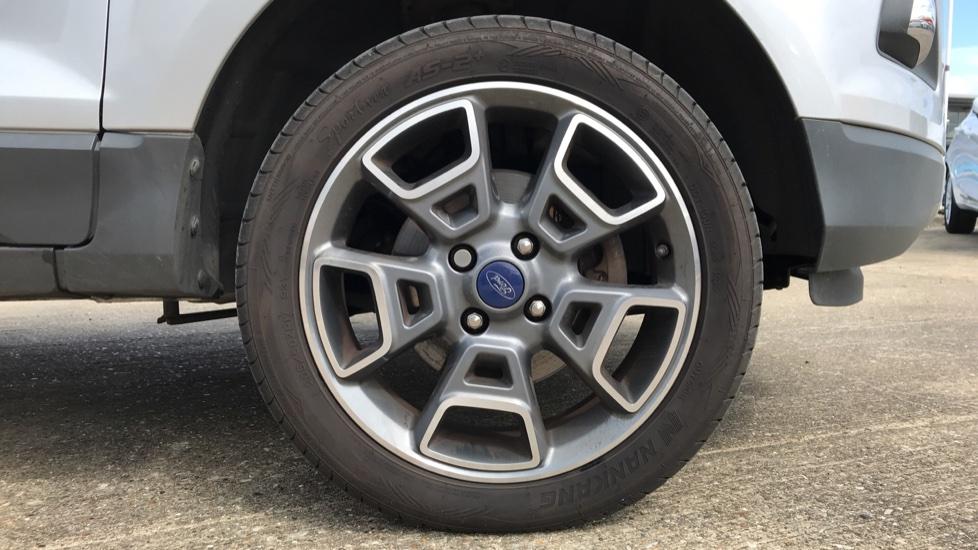 Ford EcoSport 1.5 TDCi Titanium [X Pack] image 8