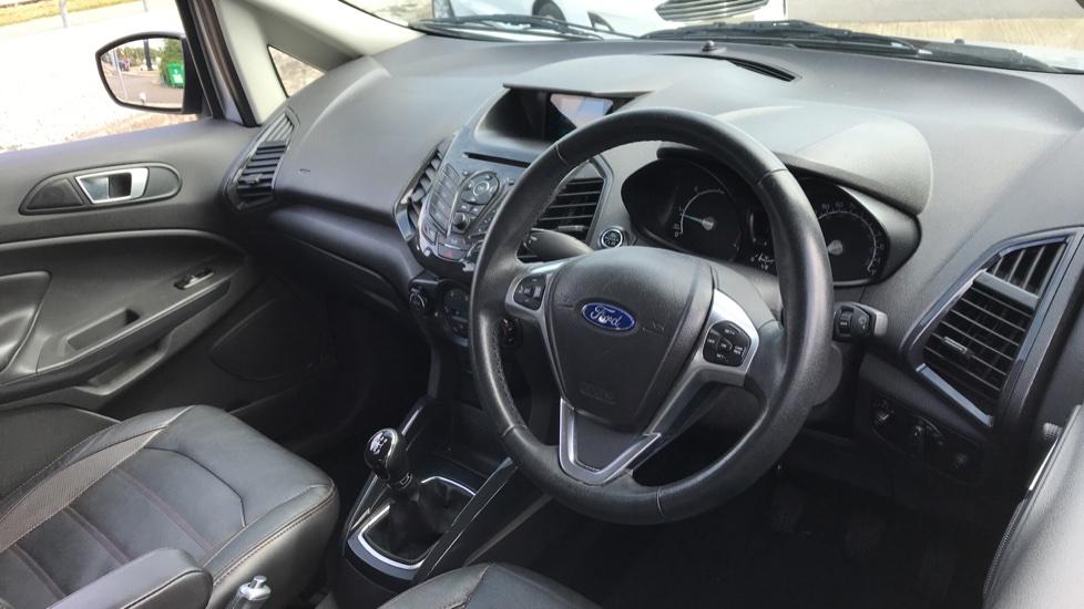Ford EcoSport 1.5 TDCi Titanium [X Pack] image 12