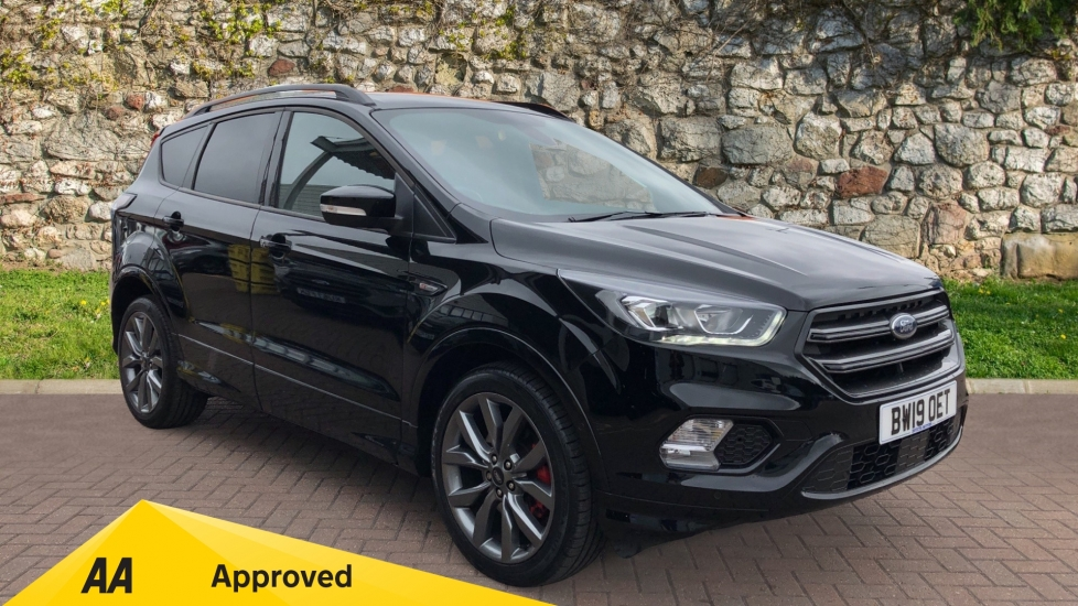 Ford Kuga 1.5 EcoBoost ST-Line Edition 2WD with Front and Rear Parking Sensors 5 door Estate (2019) image