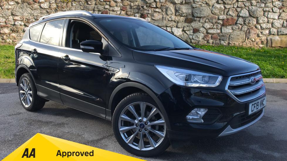 Ford Kuga 1.5 EcoBoost Titanium X Edition 2WD 5 door MPV (2019)