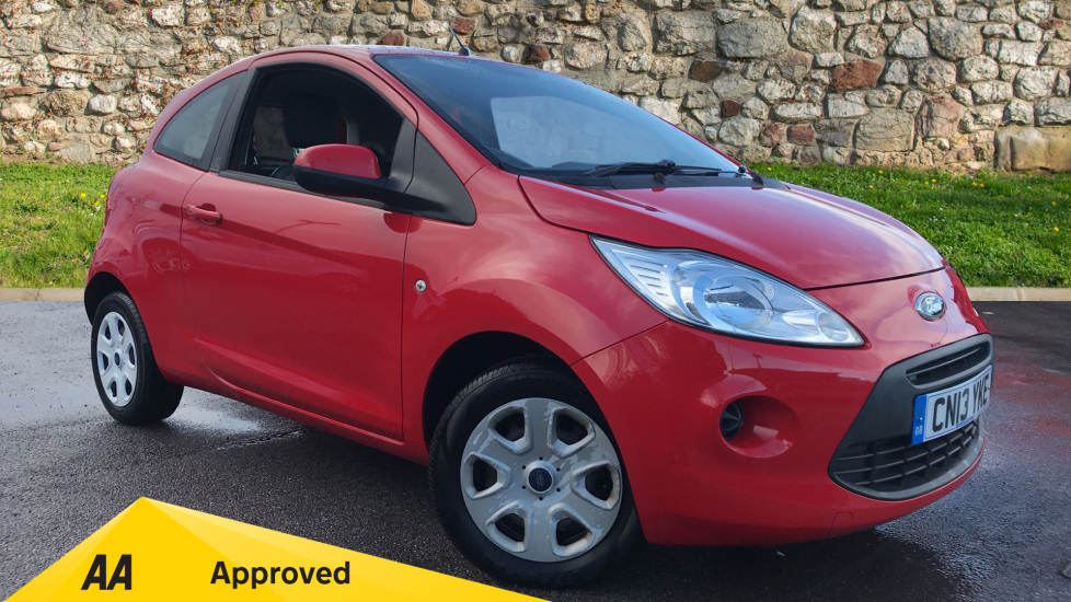 Ford Ka 1.2 Edge [Start Stop] 3 door Hatchback (2013)