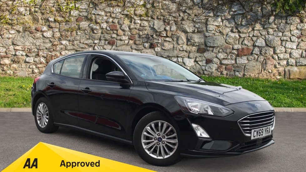 Ford Focus 1.0 EcoBoost 125 Titanium 5dr with Navigation and Heated Seats Hatchback (2019)