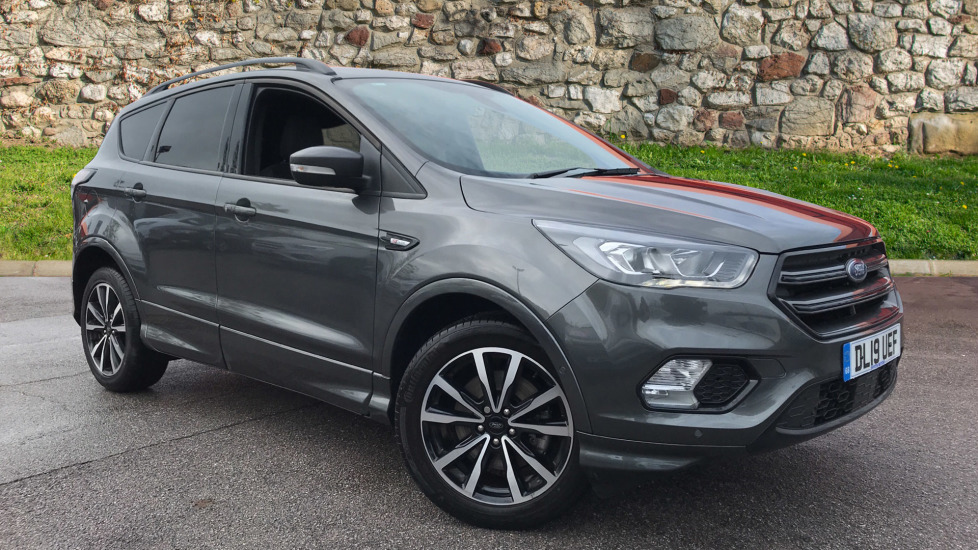 Ford Kuga 2.0 TDCi 180 ST-Line Diesel Automatic 5 door MPV (2019) image