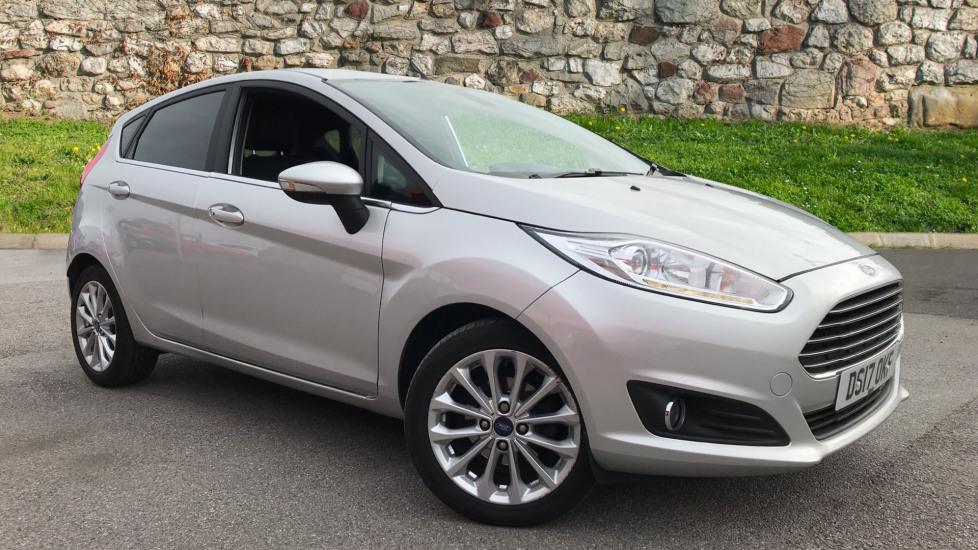 Ford Fiesta 1.0 EcoBoost Titanium X [Nav] Powershift Automatic 5 door Hatchback (2017)