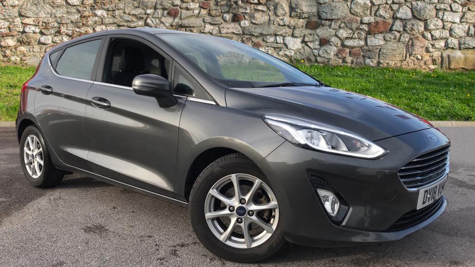 Ford Fiesta 1.0 EcoBoost Zetec [Nav] Powershift 5dr Automatic Hatchback (2018)