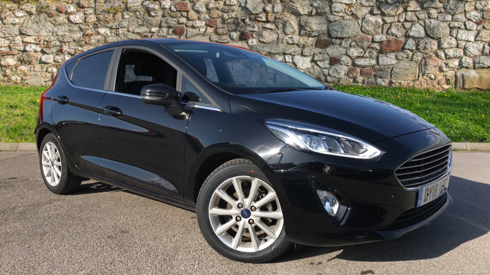 Ford Fiesta 1.0 EcoBoost Titanium [Nav] 5dr Hatchback (2018)