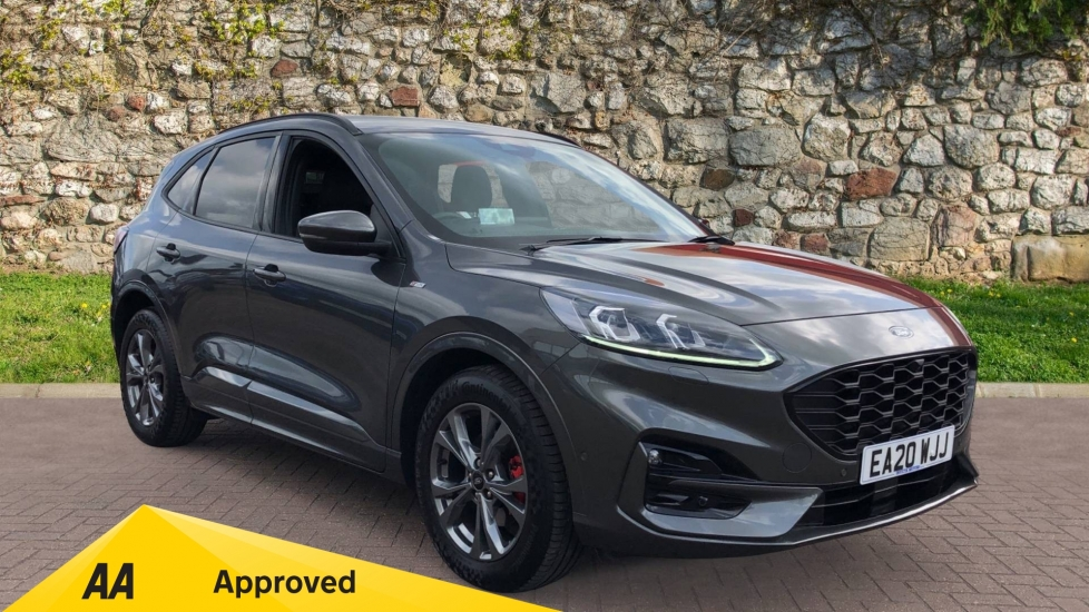 Ford Kuga 2.0 EcoBlue mHEV ST-Line First Edition 5dr - Low Miles - Tech Pack Diesel Estate (2020) image