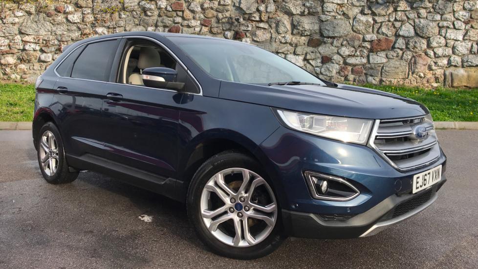 Ford Edge 2.0 TDCi 210 Titanium 5dr Powershift Diesel Automatic MPV (2017) image