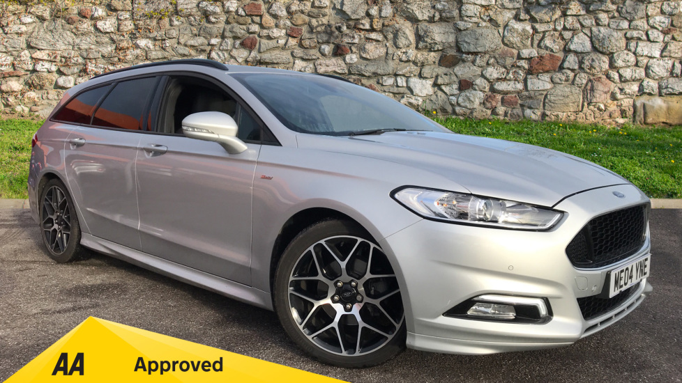 Ford Mondeo 2.0 TDCi 180 ST-Line Edition 5dr Powershift Diesel Automatic Estate (2018)