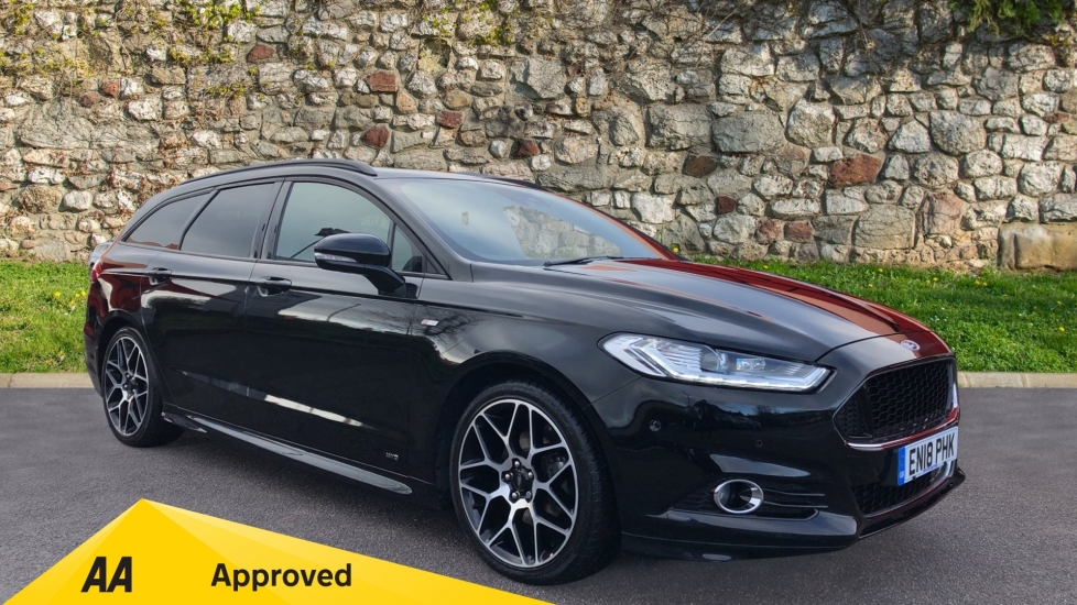 Ford Mondeo 2.0 TDCi 180 ST-Line Edition 5dr Powershift AWD Diesel Automatic Estate (2018) image