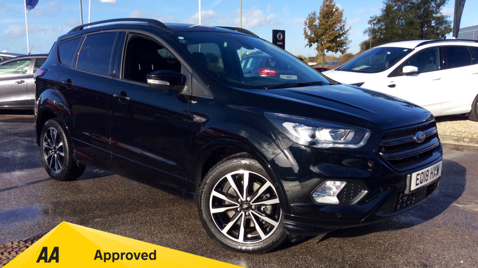 Ford Kuga 2.0 TDCi ST-Line 2WD Diesel 5 door MPV (2018) image