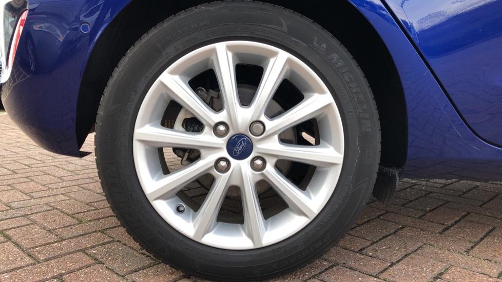 Ford Fiesta 1.5 TDCi 120 Titanium 5dr image 8