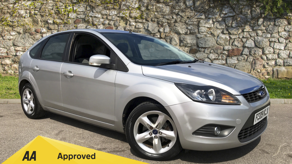 Ford Focus 1.6 Zetec Automatic 5 door Hatchback (2009) image