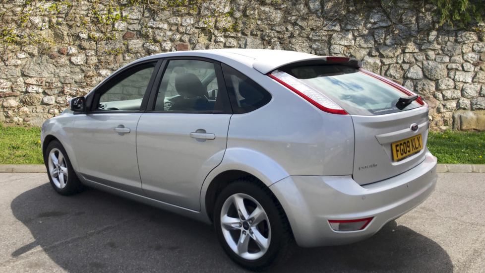 Ford Focus 1 6 Zetec Automatic 5 door Hatchback (2009) available from  Preston Motor Park Fiat and Volvo