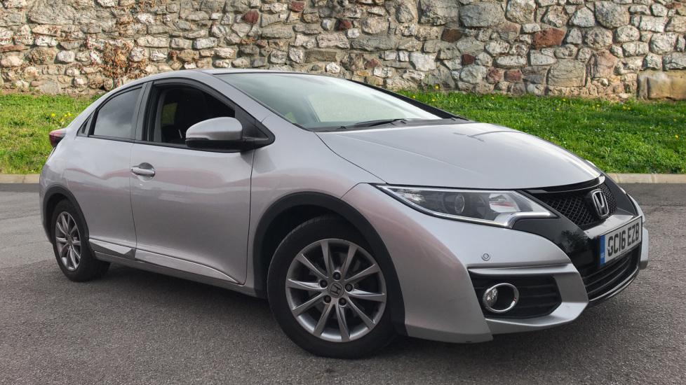 Honda Civic 1.6 i-DTEC SR 5dr Diesel Hatchback (2016) image