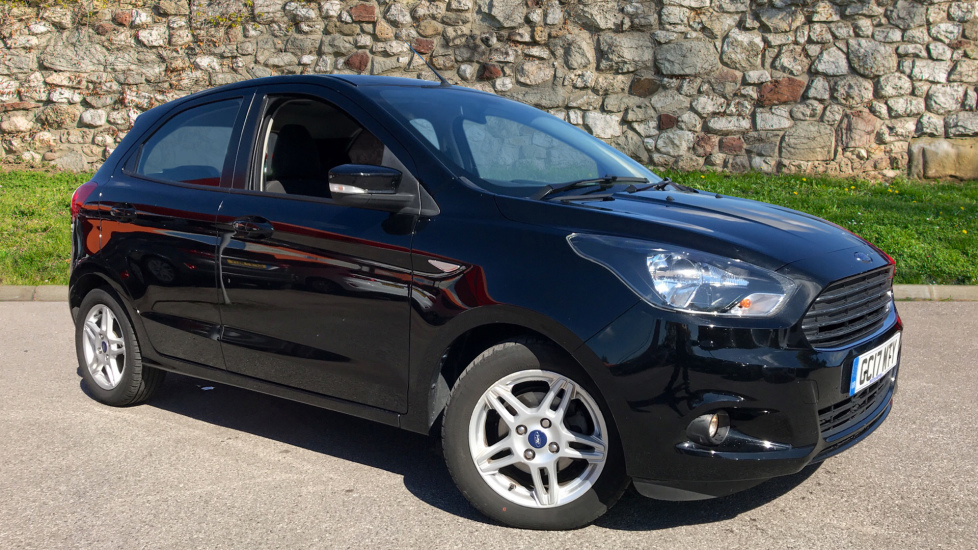 Ford KA Plus 1.2 85 Zetec 5dr Hatchback (2017) image