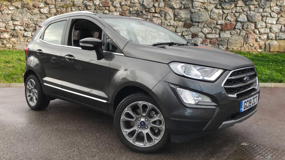 Ford EcoSport 1.0 EcoBoost 125 Titanium 5dr Hatchback (2019) image