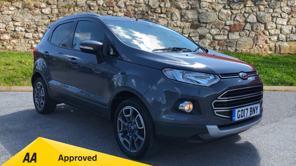 Ford EcoSport 1.0 EcoBoost Titanium [17in] [Winter Pack] 5 door Hatchback (2017)