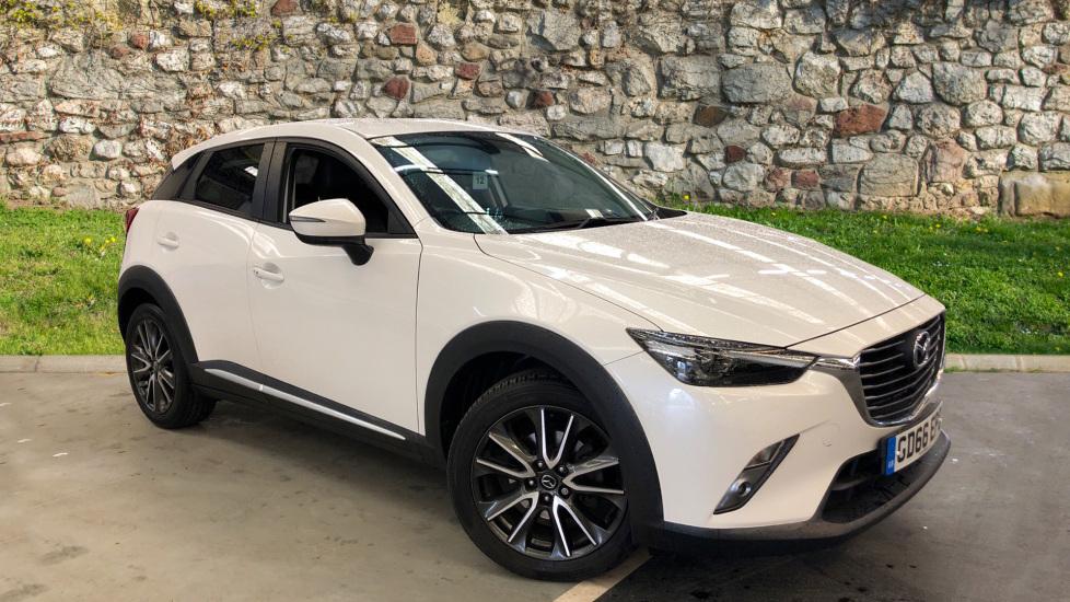 Mazda CX-3 2.0 Sport Nav 5dr Hatchback (2017)